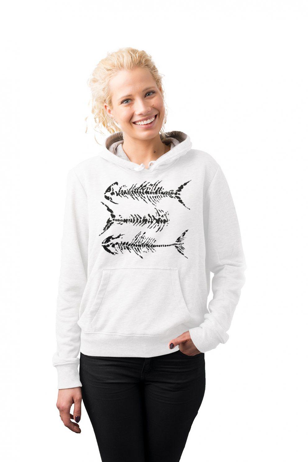 Kyst-shirt Kalvag West Hoodie