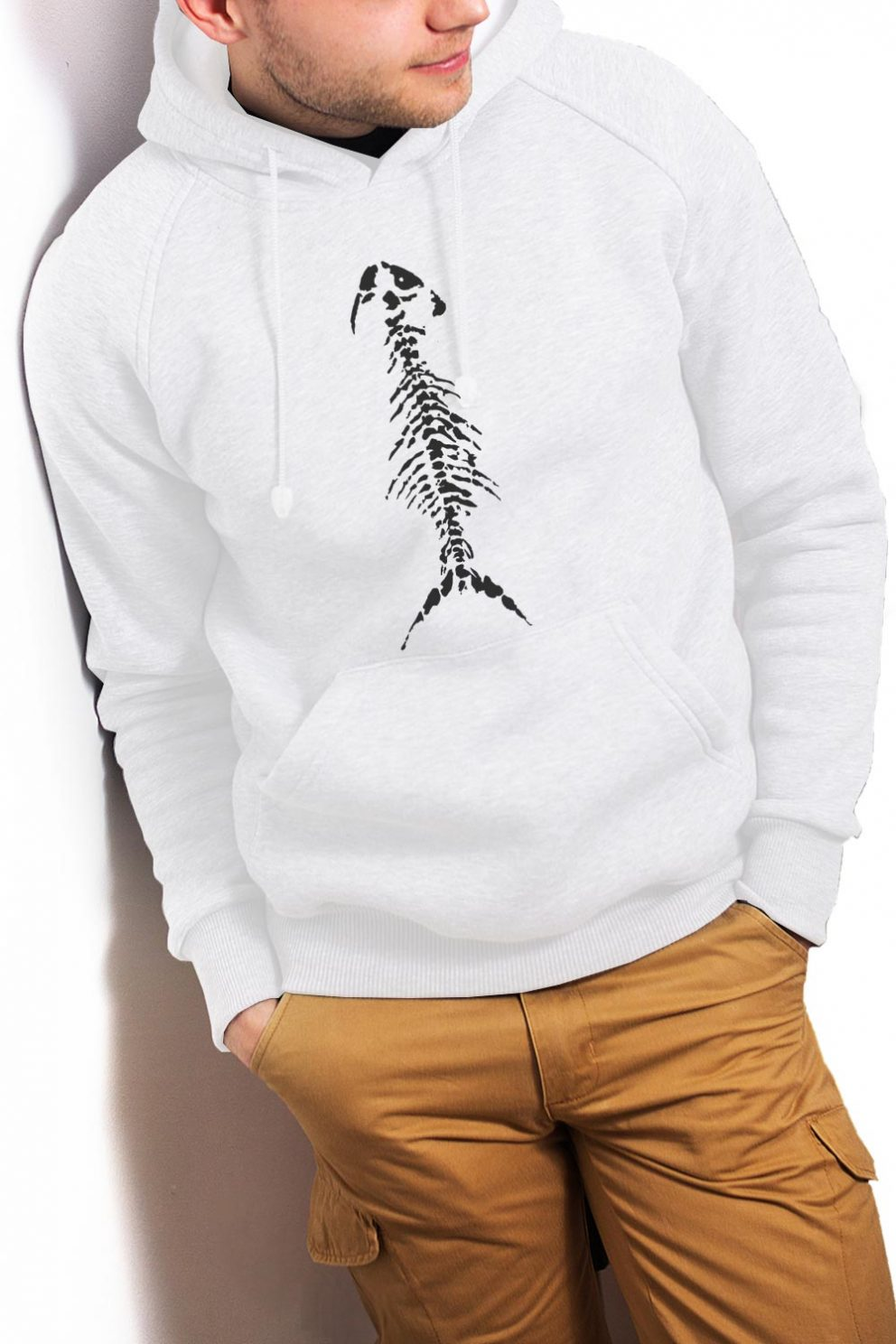 Kyst-shirt Olberg North Hoodie