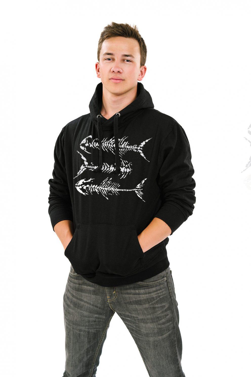 Kyst-shirt Olberg West Hoodie