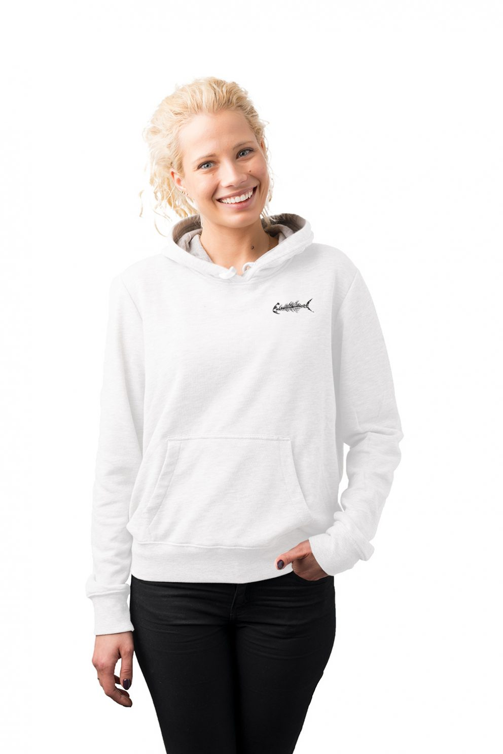 Kyst-shirt Rost Hoodie