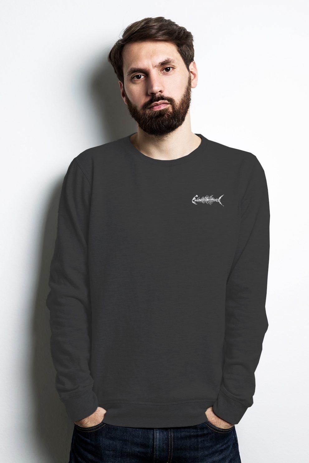 Kyst-shirt Lyngor Sweatshirt